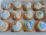 thumbnail of Baby shower cupcakes